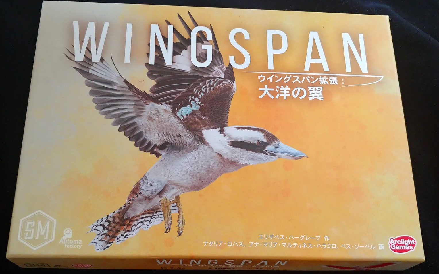 ウイングスパン_大洋の翼